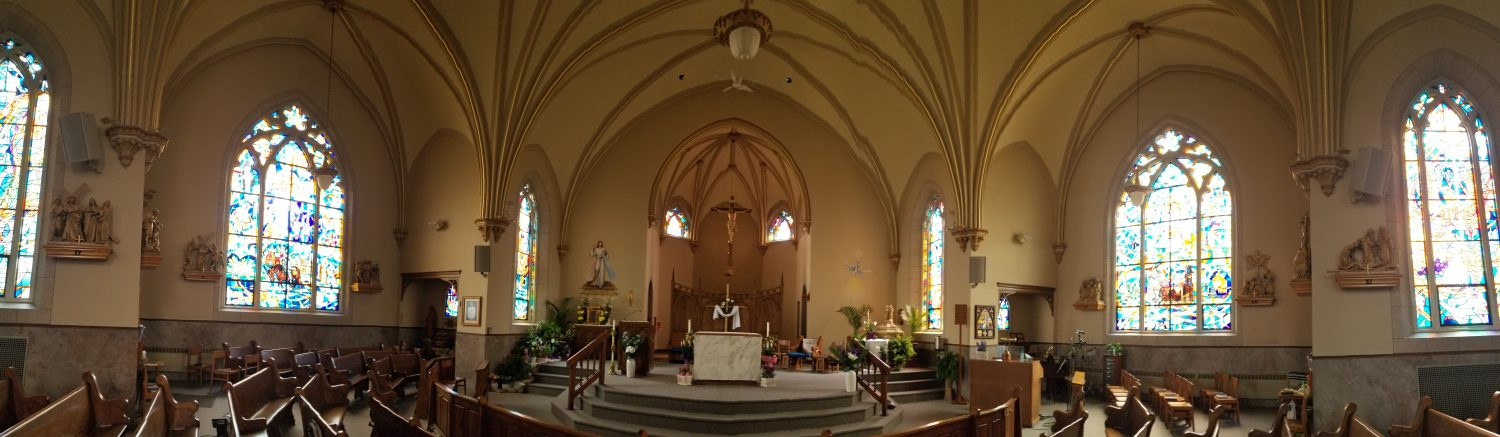 St Vincent DePaul Catholic Church – Shelby County, Indiana